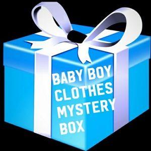 Kids(boys) mystery Box